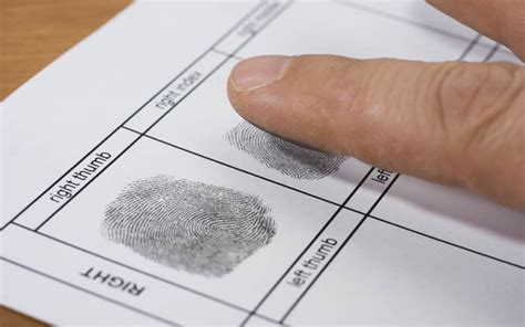 Fingerprinting For Background Check Fingerprint Based Background Checks For Medicare Provider