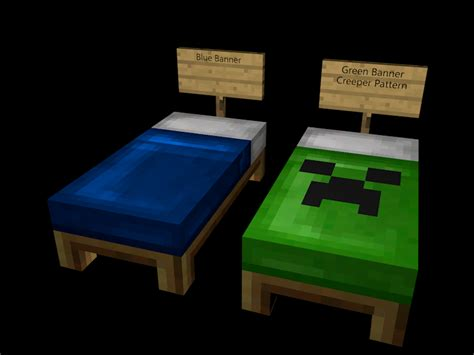 how to make a bed minecraft better beds custom bed sheets 223 supporters