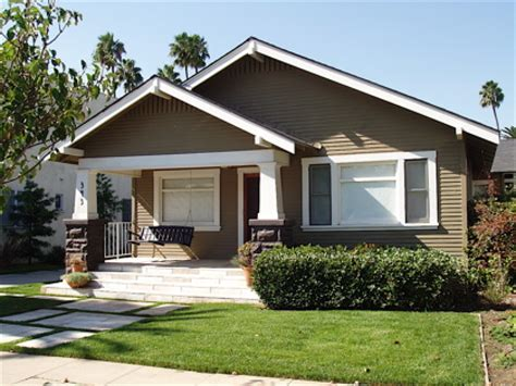 houses plans california craftsman bungalow style homes old style