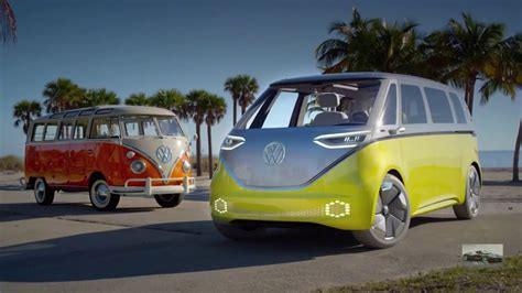 new volkswagen bus electric 2022 volkswagen i d buzz l new electric vw microbus l