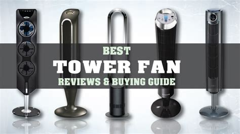 easy home tower fan recommended best tower fan of 2018 reviews guide