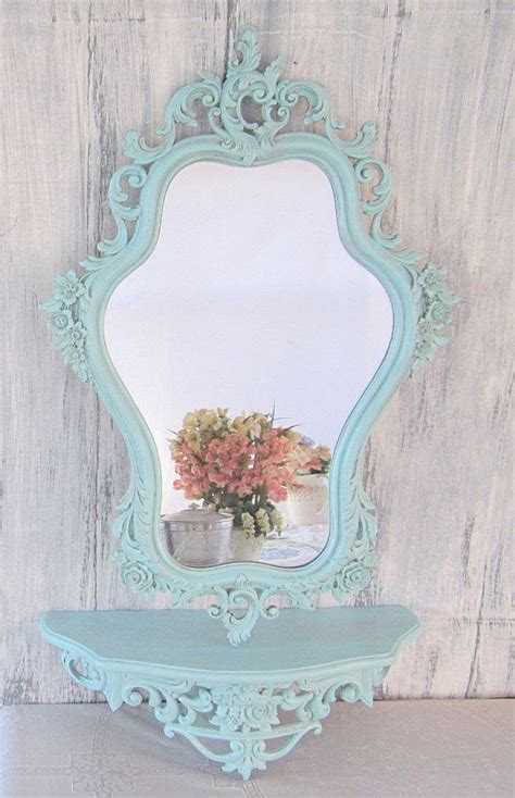shabby chic mirrors for sale shabby chic mirror for sale french country home by revivedvintage