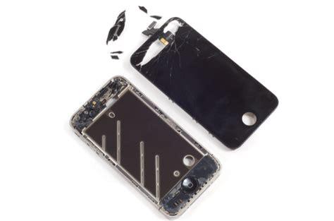 Layar 3 Pecah cara memperbaiki layar iphone 4 pecah dan retak