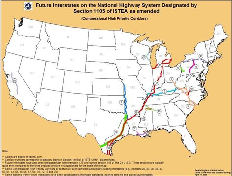 i 69 texas corridor map www peaktraffic org high priority corridors