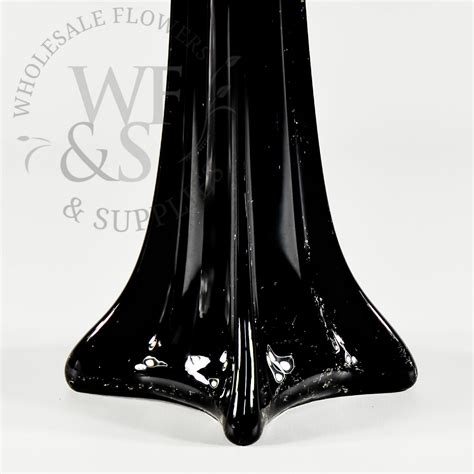 eiffel tower glass vase 24in wholesale flowers and supplies