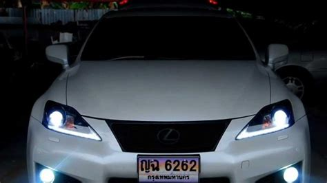 lexus rx 350 headlights facelift rx350 is250 to latest model with 2013 headlight