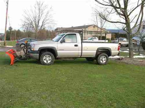 curtis chevrolet sell used 2005 chevrolet silverado 2500 hd 4wd with curtis