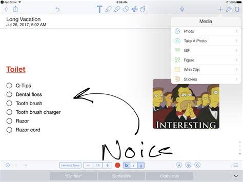 templates for notability macdrifter