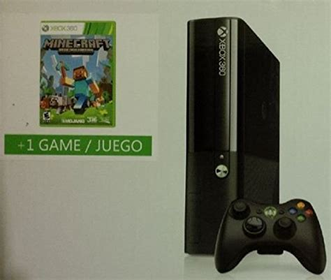 xbox 360 e 4gb console xbox 360 e 4gb console with minecraft beatz gamers