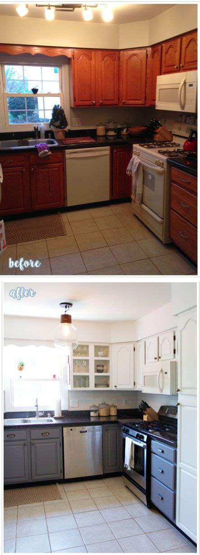 Kitchen Builder by Best 25 Builder Grade Kitchen Ideas On
