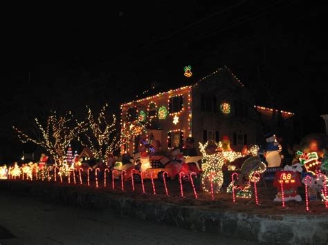 christmas lights in darien ct 2010