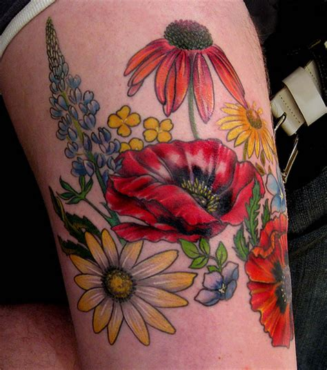 wildflower tattoo meaning flower tattoos and their meaning richmond shops