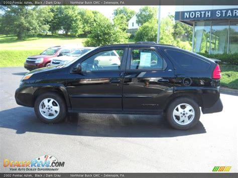Pontiac Aztek 2002 by 2002 Pontiac Aztek Black Gray Photo 8 Dealerrevs