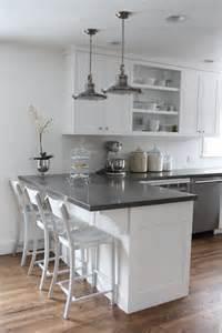 Kitchen counter top gray counter subway tile kitchen ideas dark