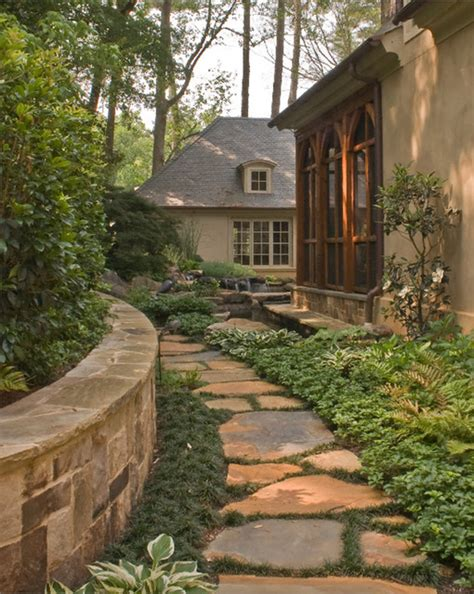 backyard oasis traditional landscape atlanta by