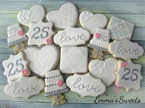 25th Wedding Anniversary Event Ideas by 1000 Images About 25th Anniversary Ideas Silver