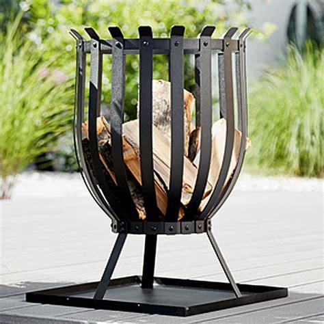 feuerkorb grill grillstar grill feuerkorb schwarz durchmesser 35 cm