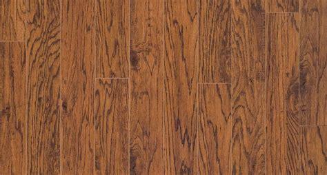 Hand Scraped Hickory Laminate Flooring