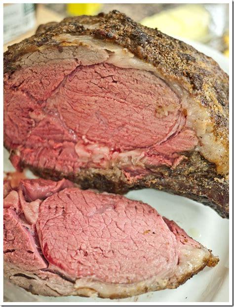the perfect prime rib recipe a christmas dinner 101taste