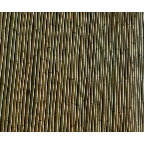 moda premium bamboo screen fencing 1 8x1 5m natural bunnings warehouse