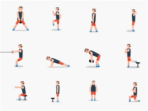 imagenes gif haciendo ejercicio aplicaci 243 n para m 243 viles con gif para hacer ejercicios