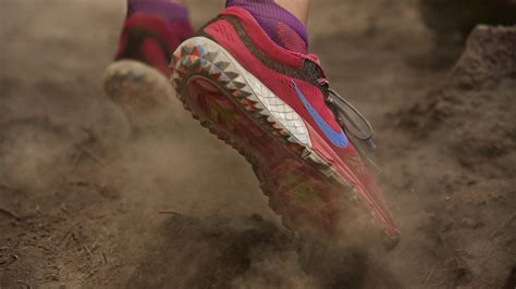 obstacle running shoes take on nature s obstacle course with nike s trail running
