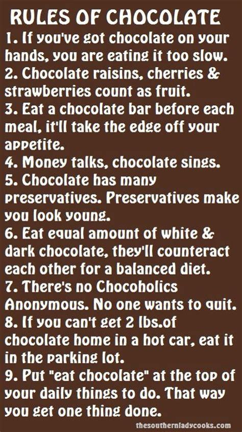 chocolate quotes chocolate quotes and sayings quotesgram