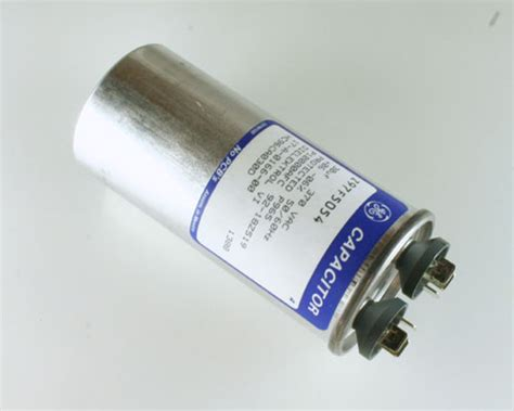 ge capacitor z97f5054 ge capacitor 30uf 370v application motor run 2020024916