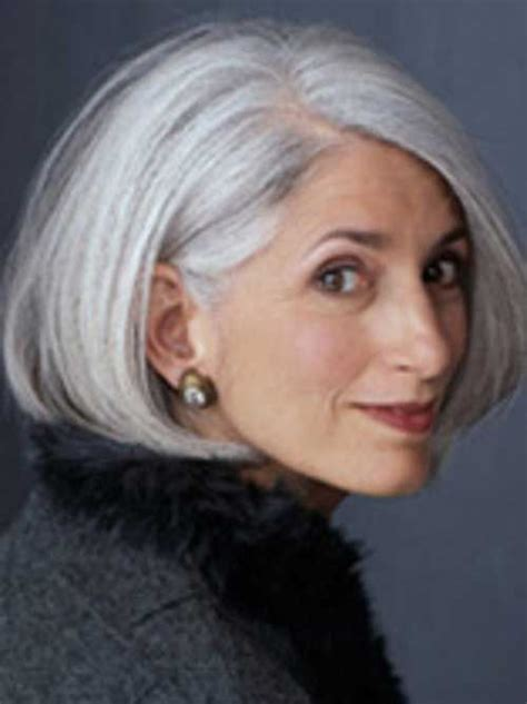 grey bob hairstyles 2012 best short hairstyles for grey hair http www short
