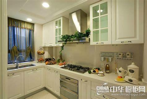 euro kitchen design l型厨房装修效果图 l型橱柜效果图 中华橱柜网