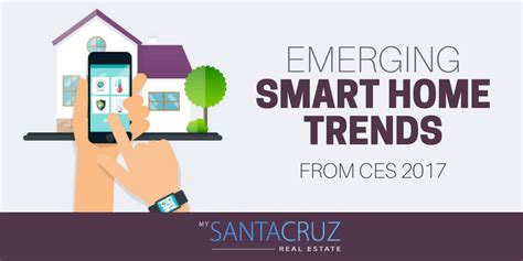 new smart home tech from ces 2017 las vegas 187 unique tech emerging tech trends for the home from ces 2017