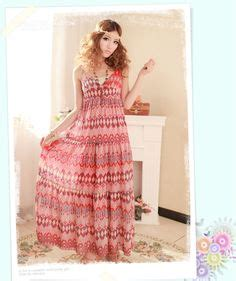 Maxi Flowbor Pink Ab 1000 images about beautiful bohemian flower dress on