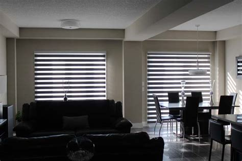 high window coverings the modern look high lite roller shades