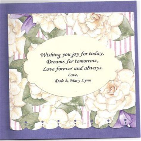 Wedding Anniversary Sentiments by Card Sentiments 50th Anniversary Card Thank You Cards