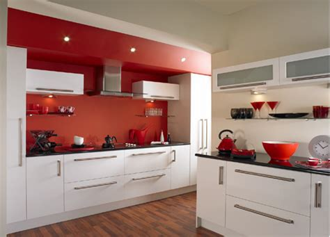 red and white kitchens ideas obnova kuhinje predstavljamo vam 10 hitrih ter