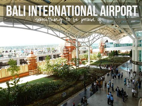 Home Inside Roof Design by Bali International Airport April 2015 Bali Kura Kura Guide