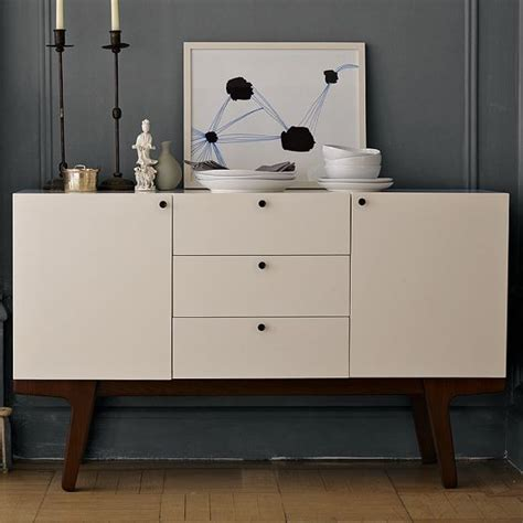 sideboard buffet modern new dumont buffet modern buffets and sideboards by west elm