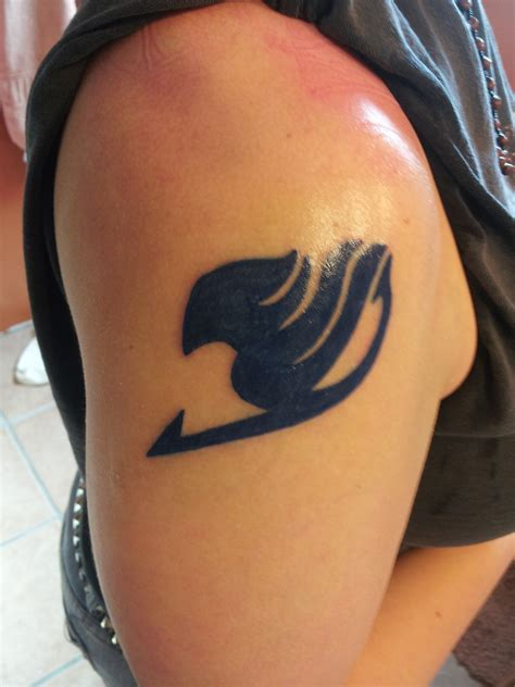 fairy tail symbol tattoo 25 sweet designs slodive