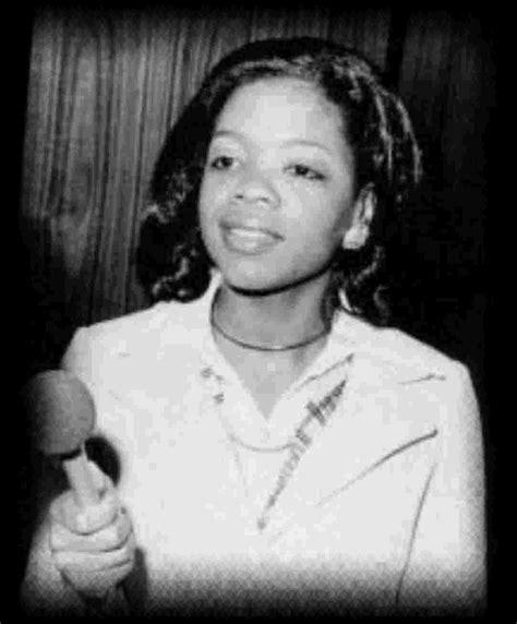 oprah winfrey journalist 36 revealing facts about oprah winfrey