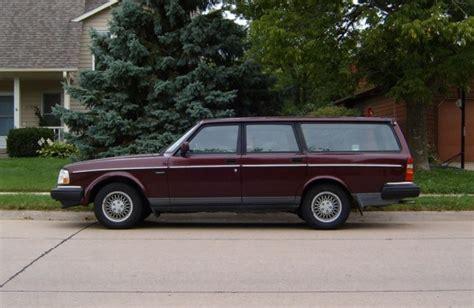 classic volvo sedan curbside classic 1993 volvo 240 classic wagon so long