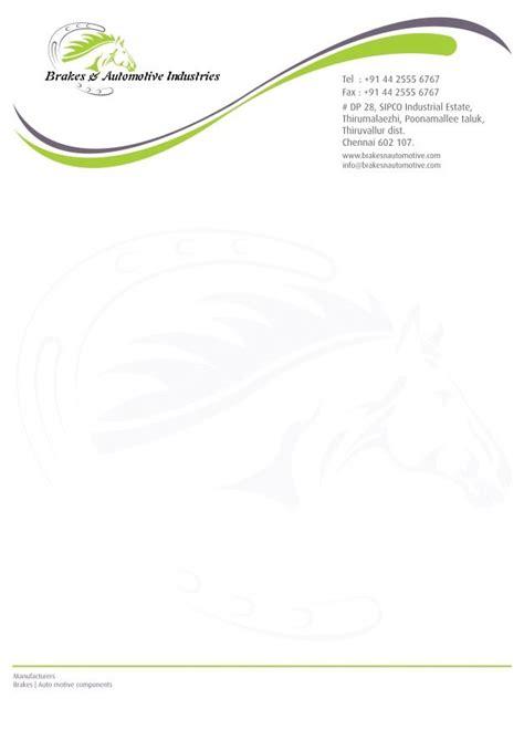 business letterhead template docs company letterhead sles doc sle business letter