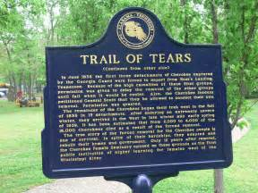 file cherokee heritage center trail of tears schild 2 jpg