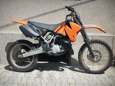 Ktm Exe 125 2000 Ktm 125 Exc Picture 2191287