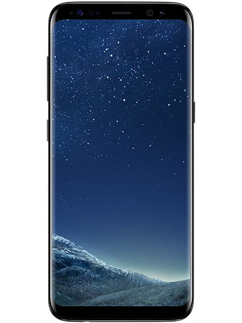 eonline mobile samsung galaxy s8 midnight black 64gb cell phone