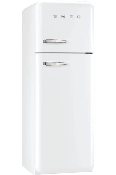 retro style fridge freezers uk buy smeg fab30rfw 50 s retro style fridge freezer