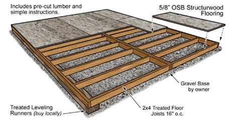 garden shed flooring  youve    shed plans