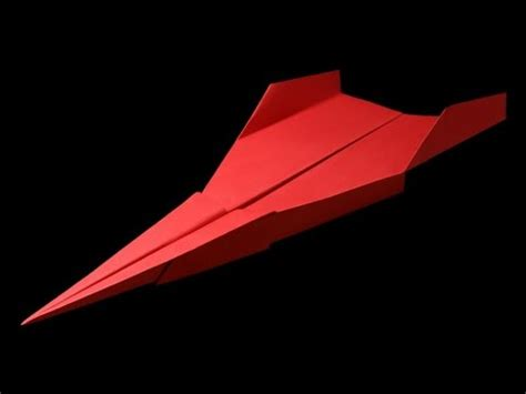 How To Make The Hawkeye Paper Airplane - best paper planes how to make a paper airplane that flies