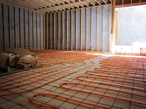 Radient Floor Heating by Pros And Cons Of In Floor Radiant Heating