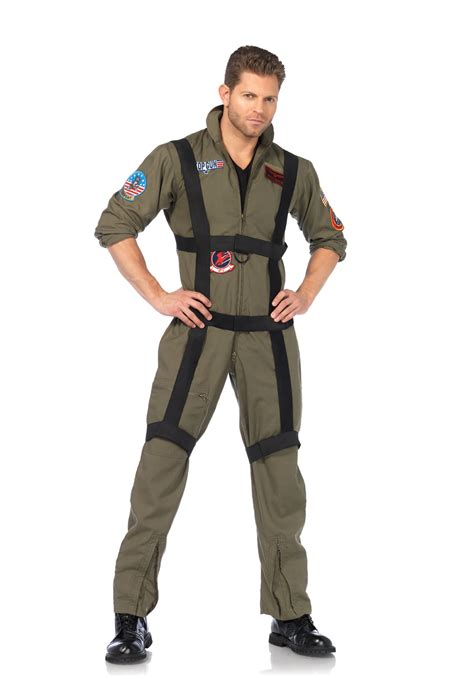 top harness s top gun jumpsuit with harness