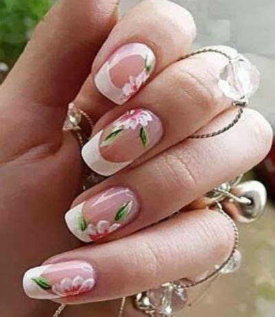 decorazioni unghie gel fiori foto nail con fiori tante immagini per le tue unghie
